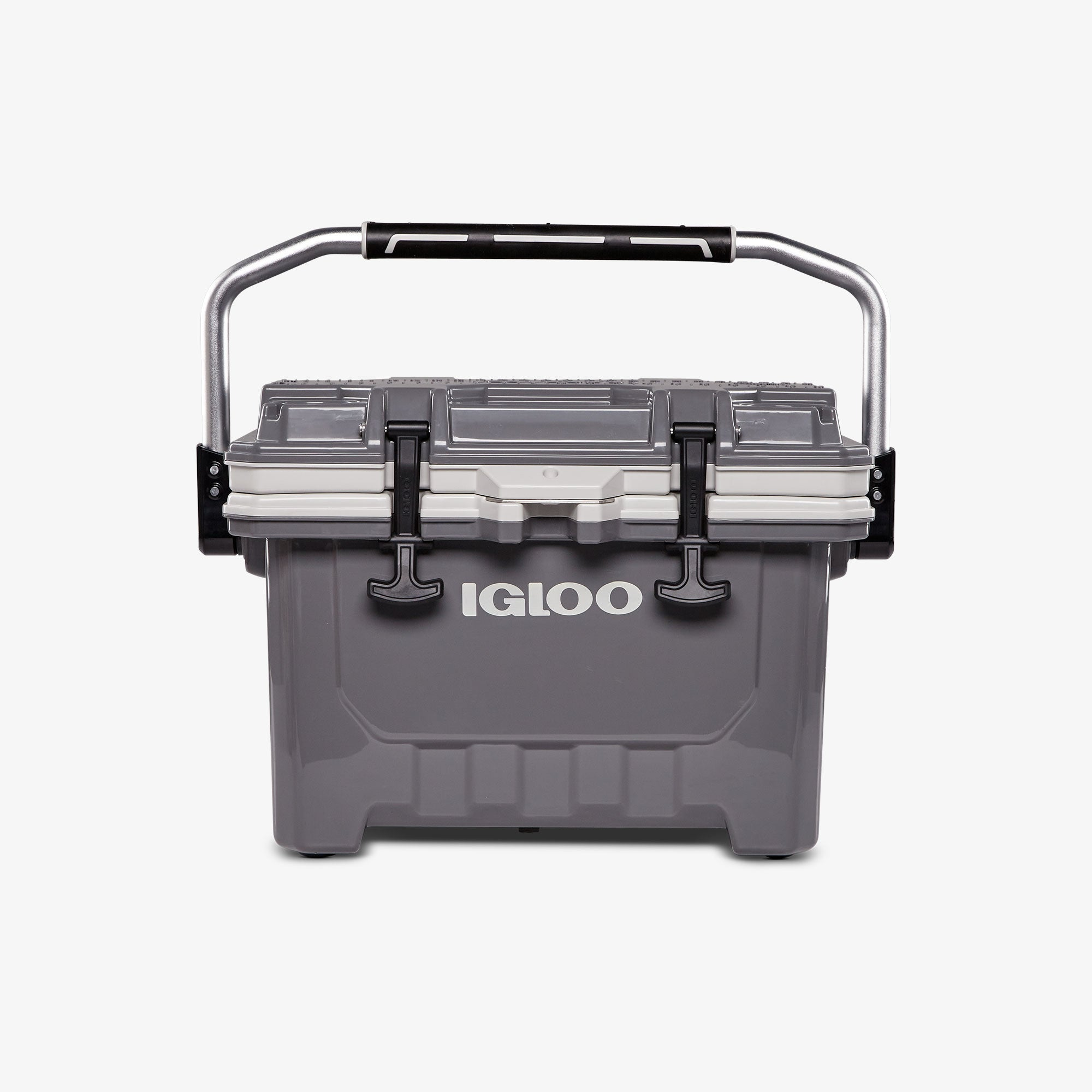 Front View | IMX 24 Qt Cooler::Gray