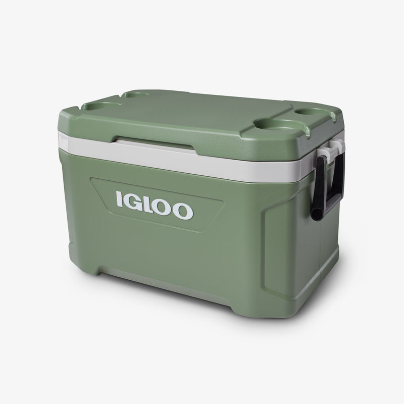 Front View | ECOCOOL Latitude 52 Qt Cooler