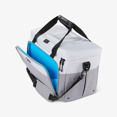 Front Pouch View | Seadrift Coast Cooler 36-Can Bag