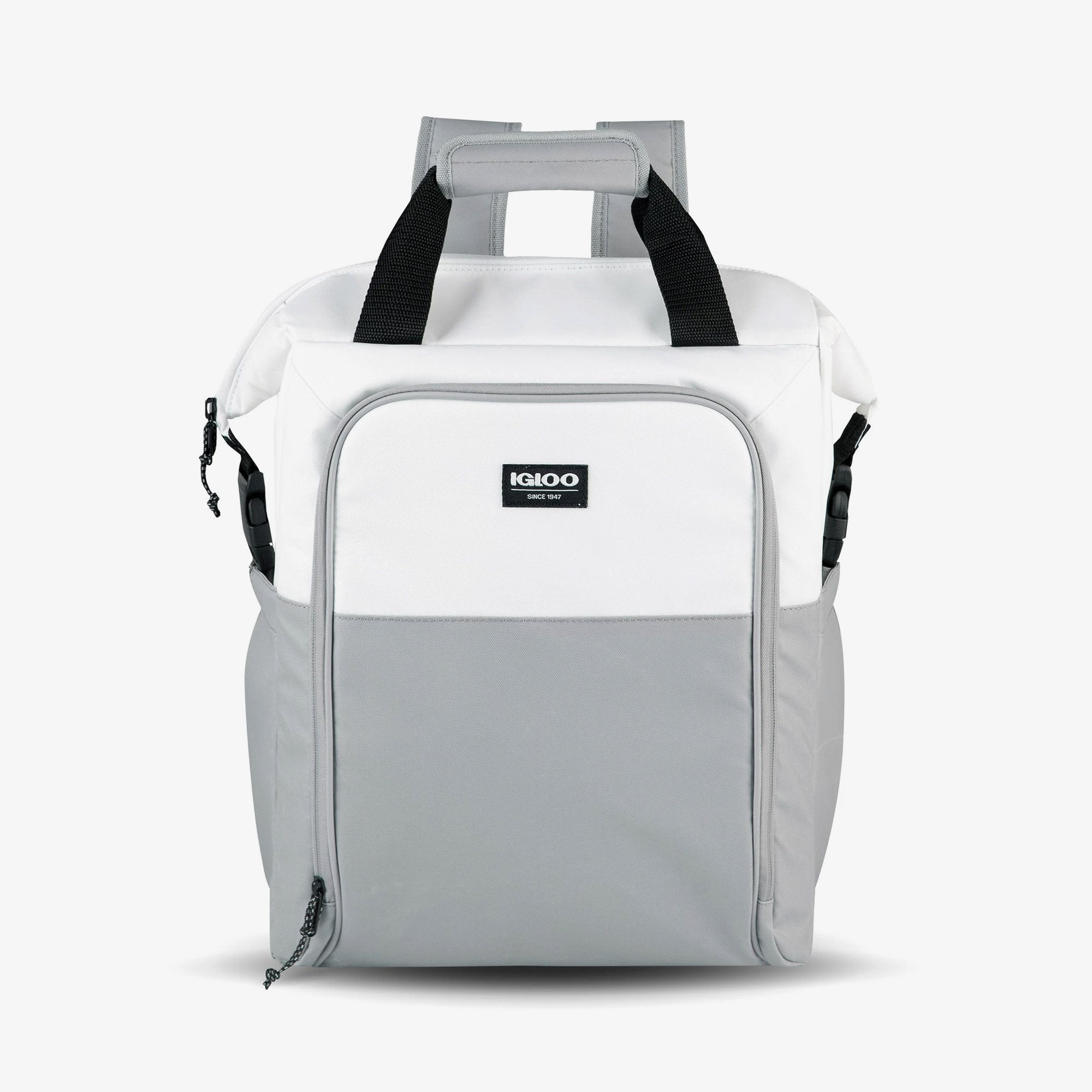 Large View | Seadrift Switch 30-Can Backpack::White/Gray