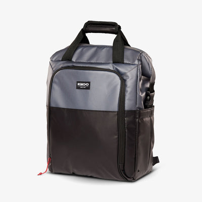 Angle View | Seadrift Switch 30-Can Backpack