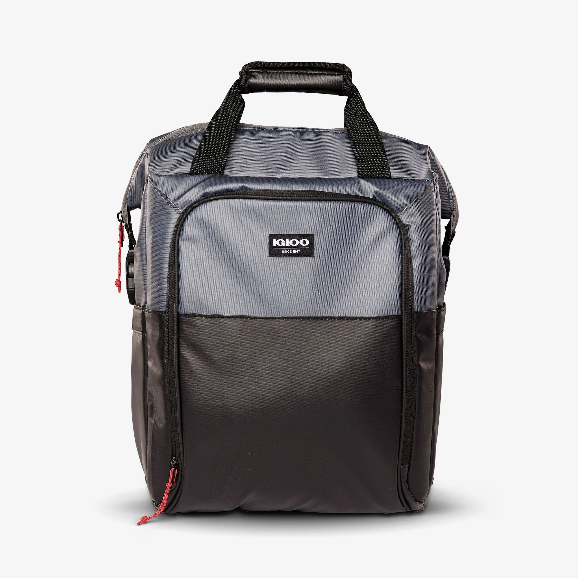 Large View | Seadrift Switch 30-Can Backpack in Black