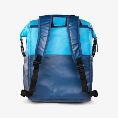 Back View | Seadrift Switch 30-Can Backpack