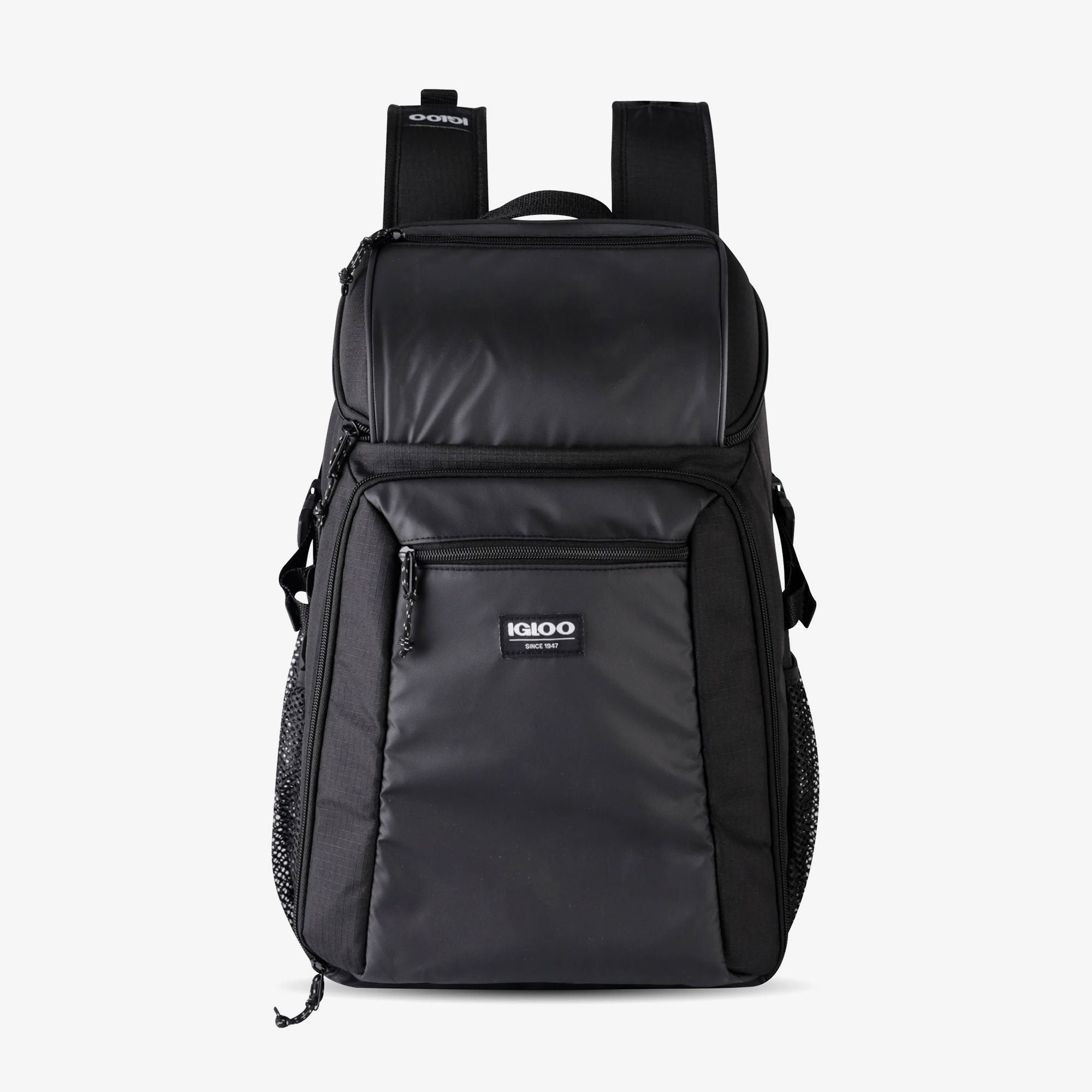 Large View | Outdoorsman Gizmo 30-Can Backpack::Black