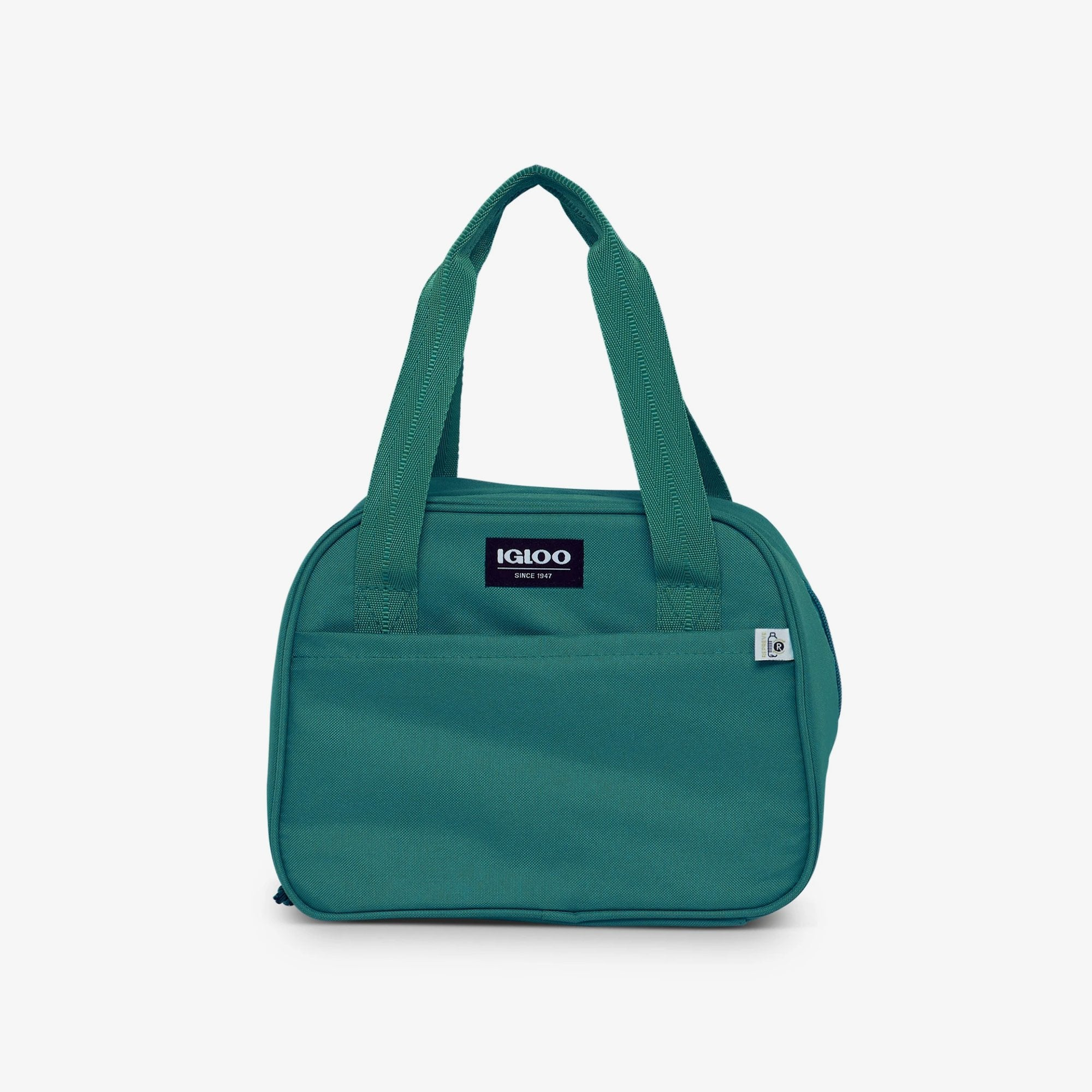 Large View | Repreve Lily Lunch Bag::Jade