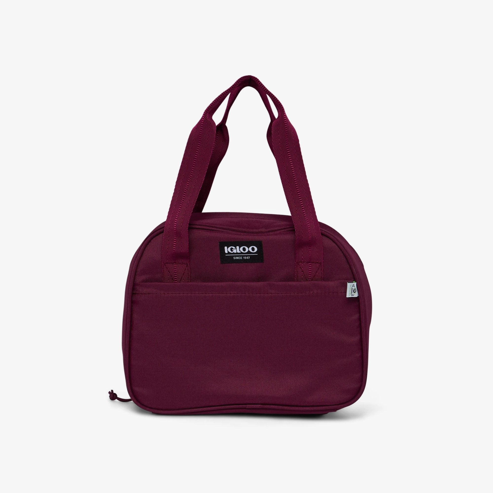 Large View | Repreve Lily Lunch Bag::Cherry