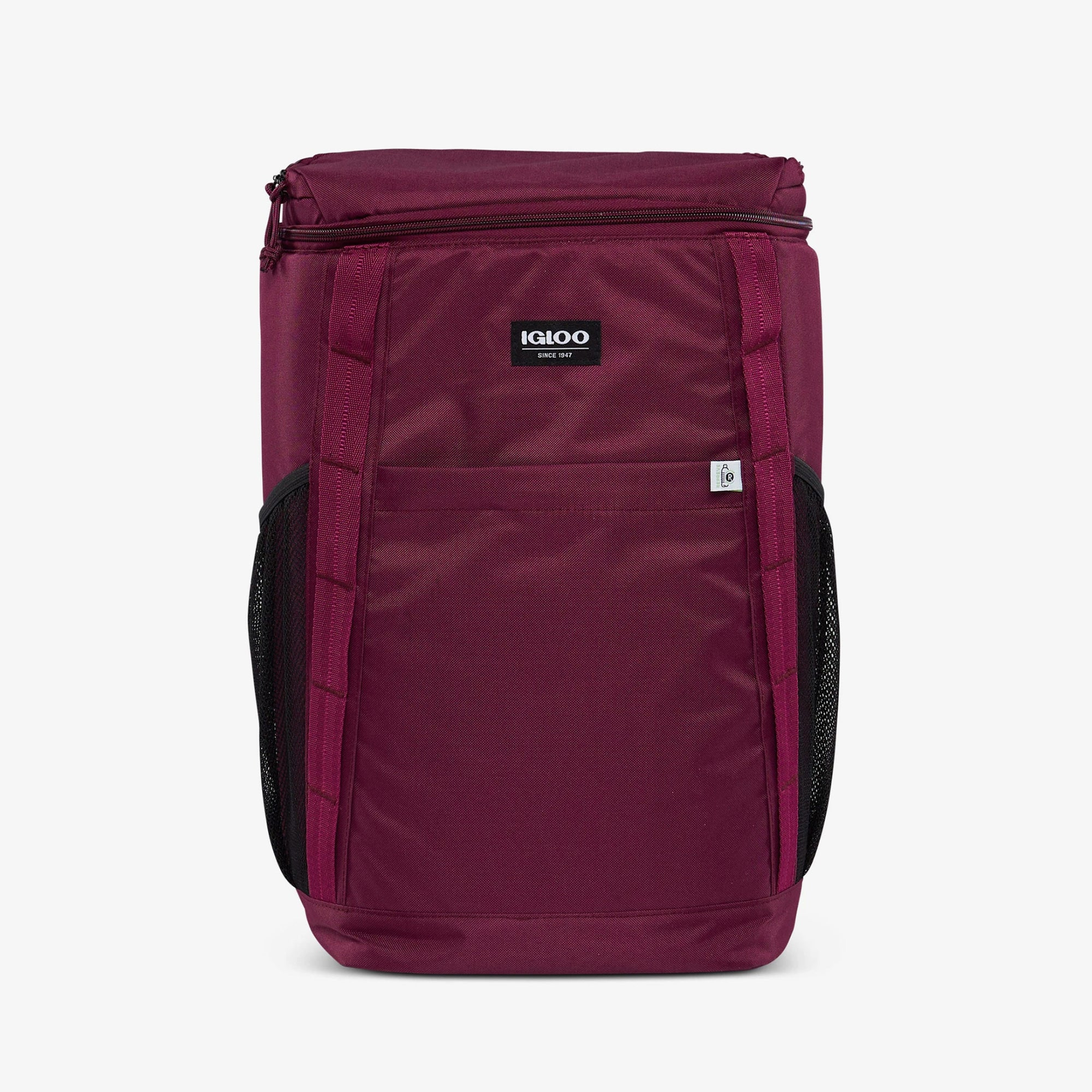 Large View | Repreve 36-Can Backpack::Cherry