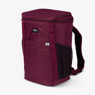 Angle View | Repreve 36-Can Backpack