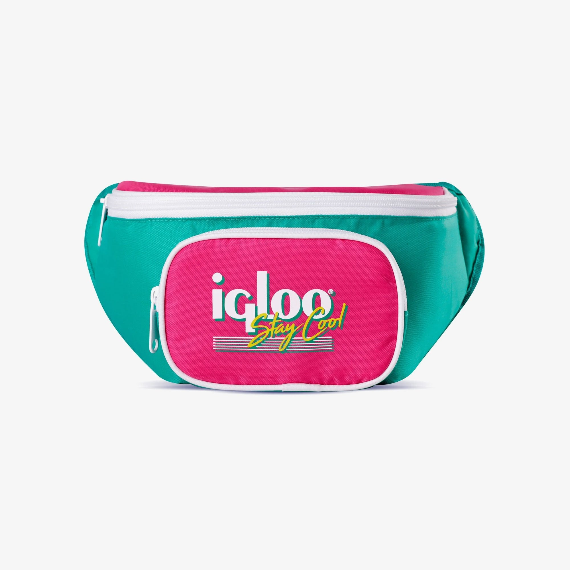 Large View | Retro Fanny Pack