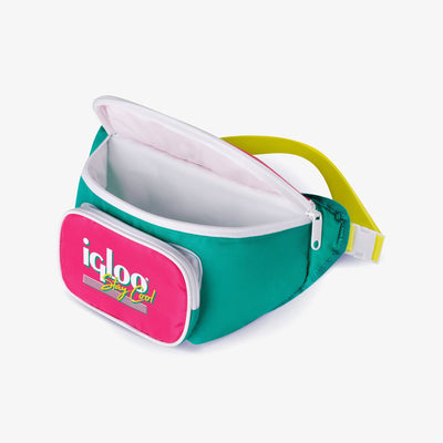 Open View | Retro Fanny Pack
