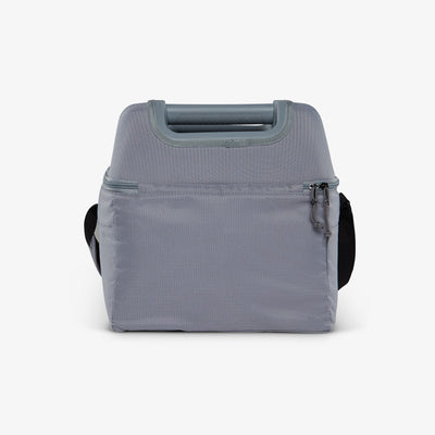 Back View | Basics Hardtop Playmate Gripper 22-Can Cooler Bag