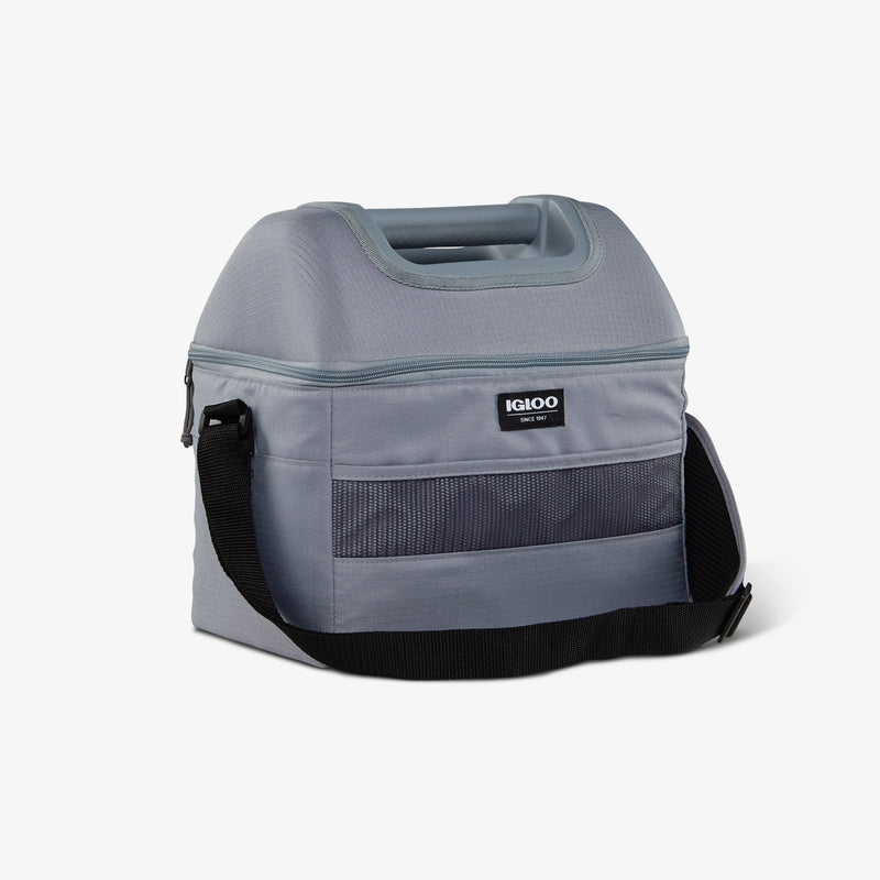 Front View | Basics Hardtop Playmate Gripper 22-Can Cooler Bag