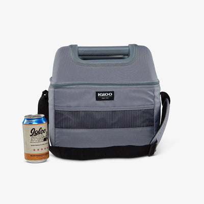 Size View | Basics Hardtop Playmate Gripper 22-Can Cooler Bag