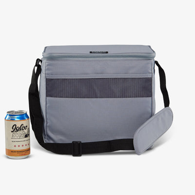 Size View | Basics Collapse & Cool 24-Can Cooler Bag