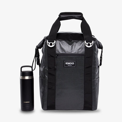 Size View | Outdoor Pro Snapdown 42-Can Backpack