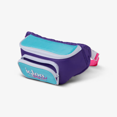 Front Pouch View | Retro Fanny Pack