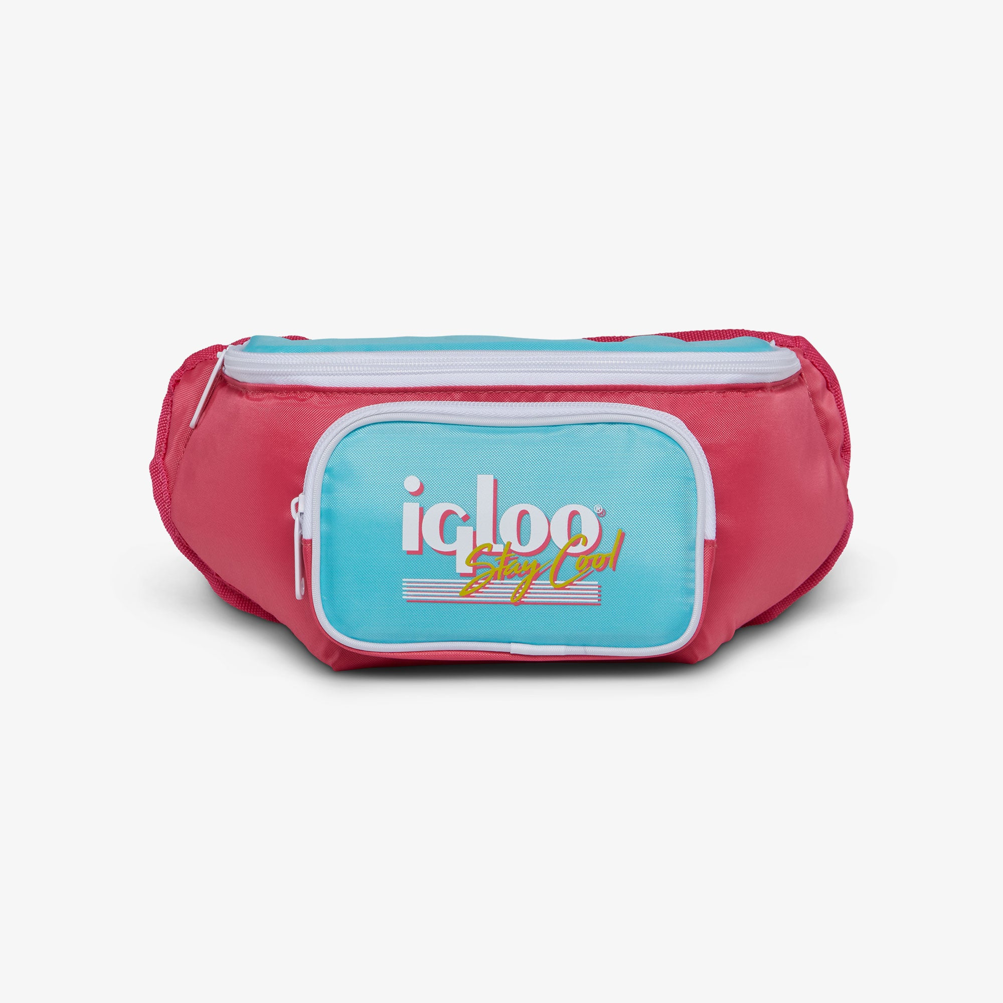 Large View | Retro Fanny Pack::Watermelon