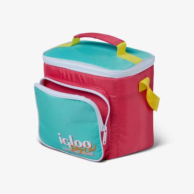 Pouch View | Retro Square Lunch Bag