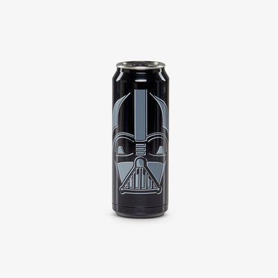 Front View | Star Wars Darth Vader 16 Oz Stainless Steel Can Tumbler