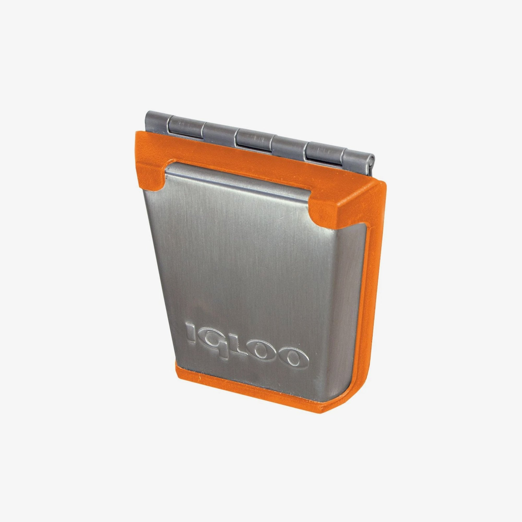 Large View | Stainless Steel Universal Latch in Orange at Igloo Accessories