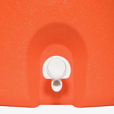 Spigot View | Igloo 10 Gallon Seat Top Water Jug With Cup Dispenser