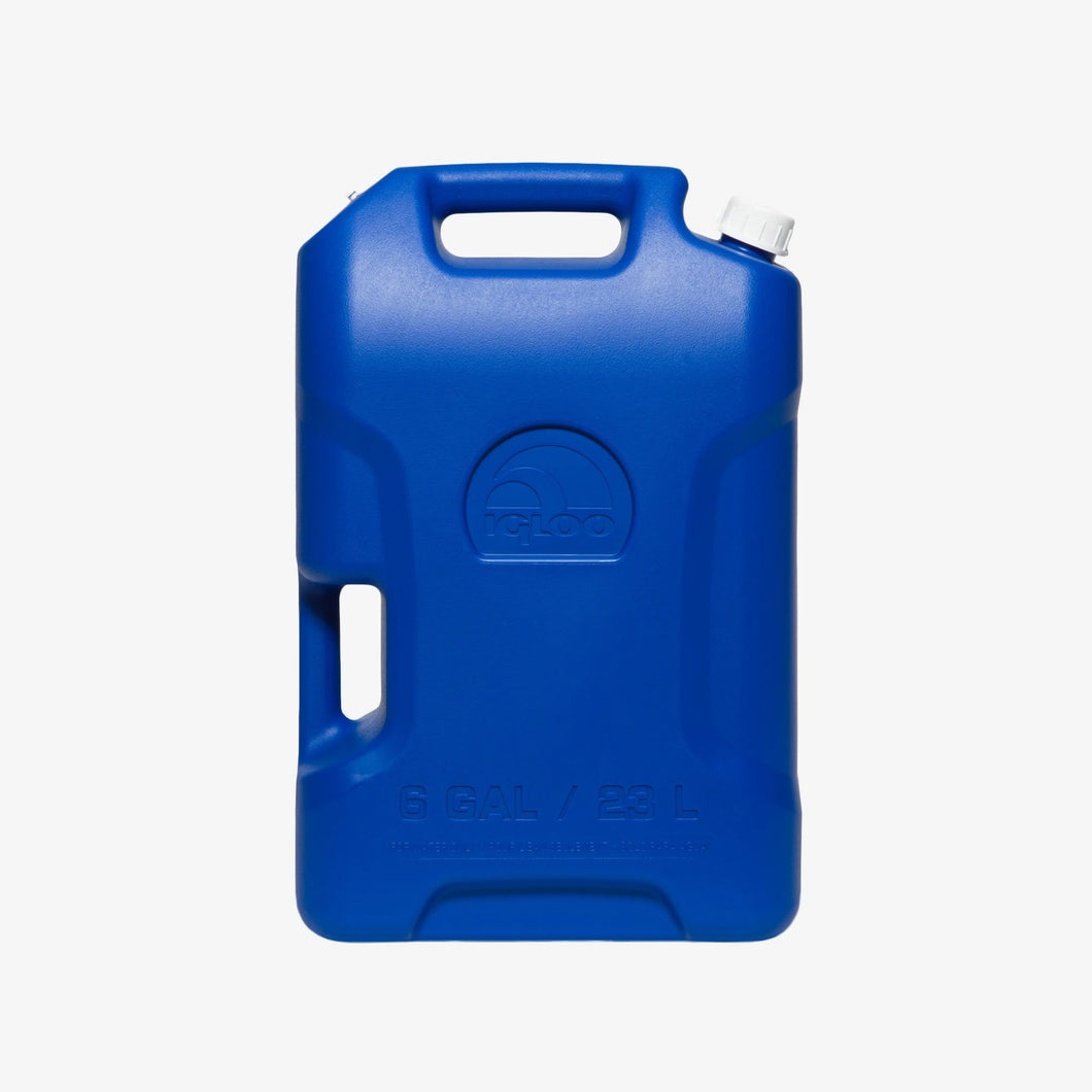 Igloo Coolers 6 Gallon Water Container Ii Majestic Blue