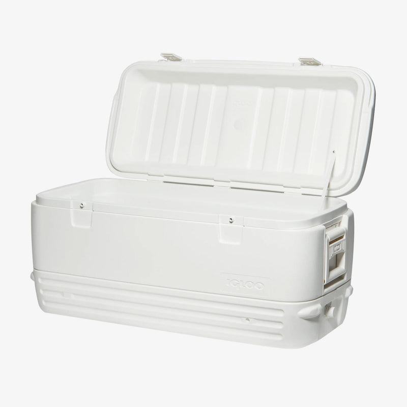 Large View | Polar 120 Qt Cooler in White at Igloo Hard Side Coolers
