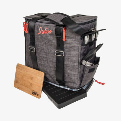 Side View | Igloo Daytripper Tote Insulated Cooler Bag