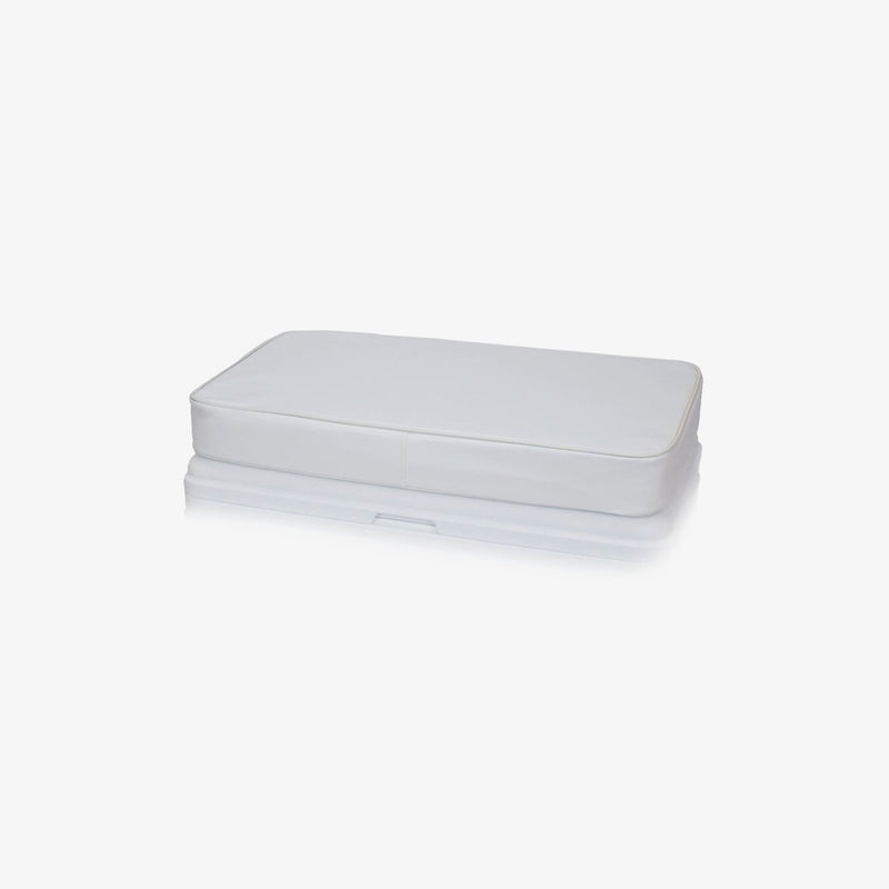 Large View | Marine 48 Qt Cooler Cushion in White at Igloo Accessories