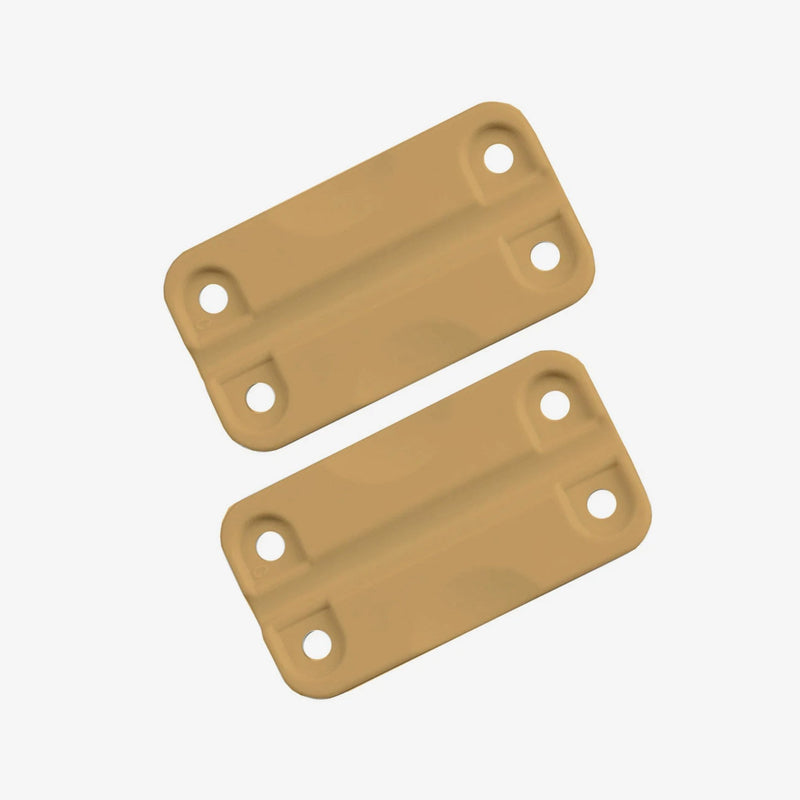 Large View | Extended Life Plastic Universal Hinges in Tan at Igloo Replacement Parts