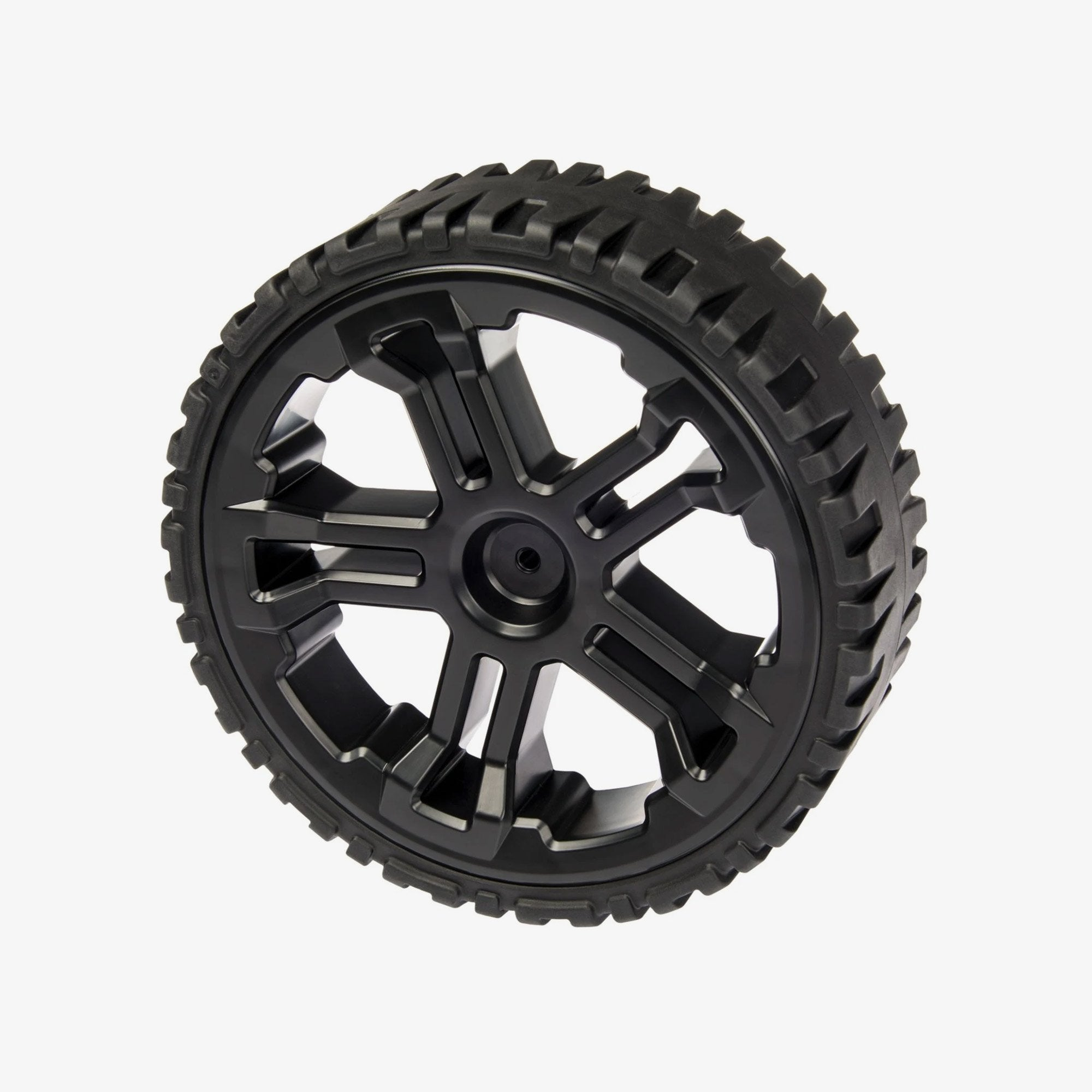 Large View | 10-Inch Rubber Wheels For Trailmate Coolers in Black at Igloo Replacement Parts