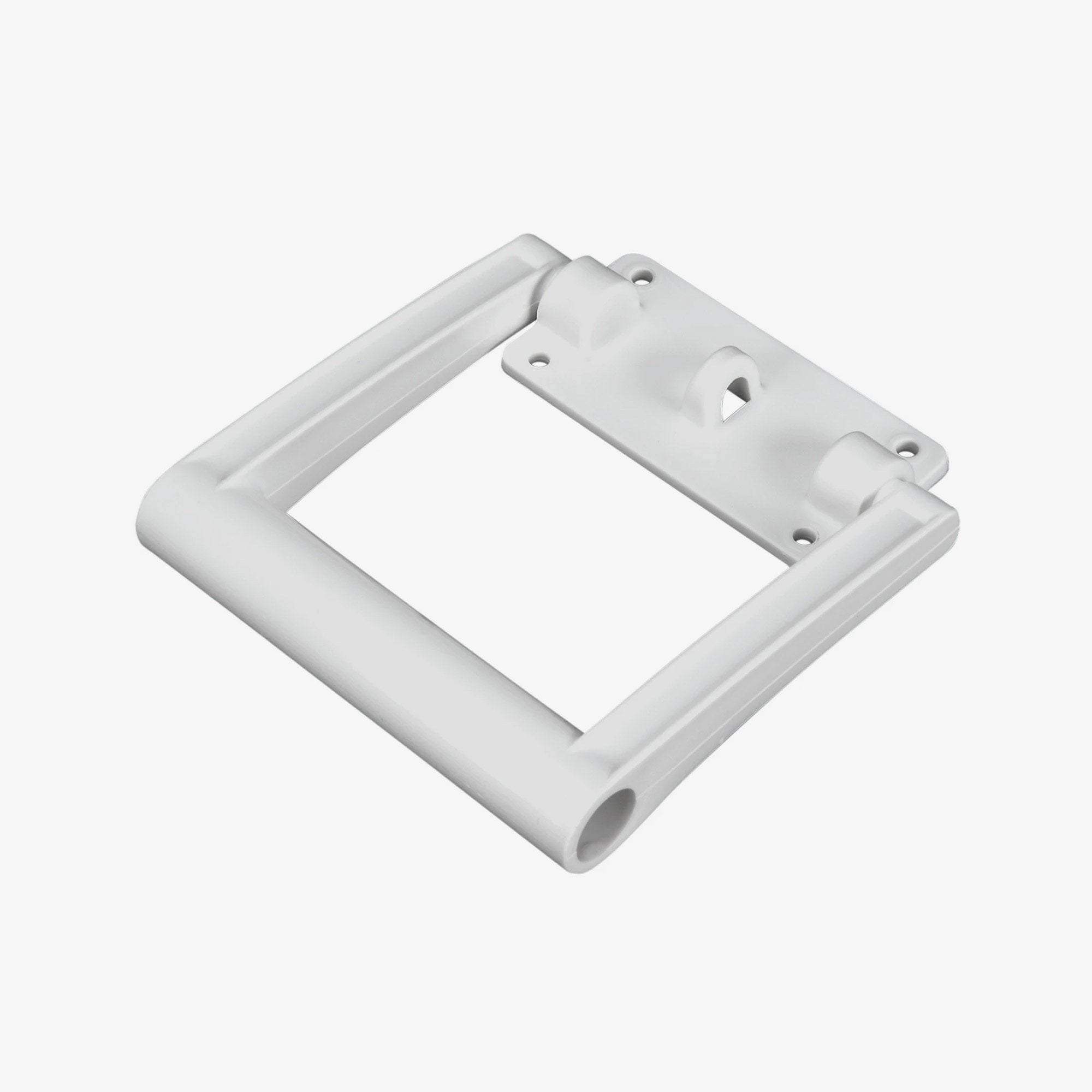 Large View | Handle Assembly For 94 Qt Coolers in White at Igloo Replacement Parts