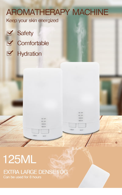Mini Air Ultrasonic Humidifier