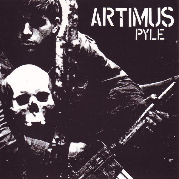 ARTIMUS PYLE - Tonight Is the End of Your Way EP