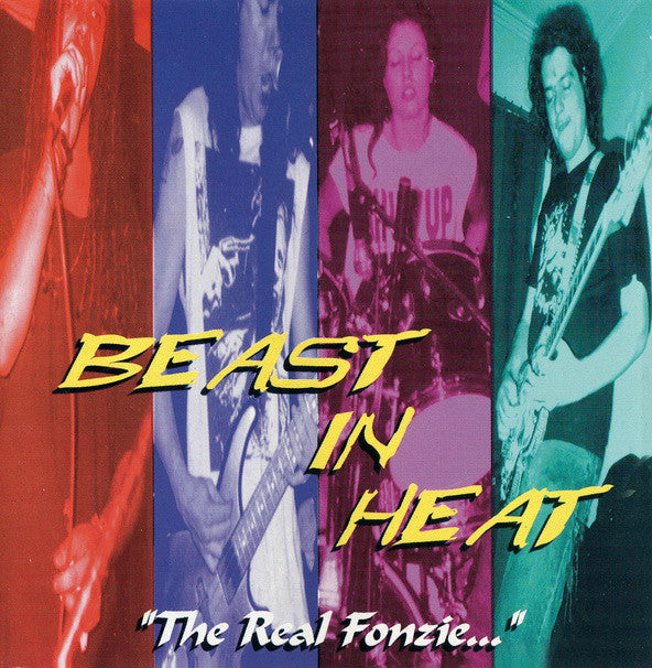 BEAST IN HEAT - The Real Fonzie...