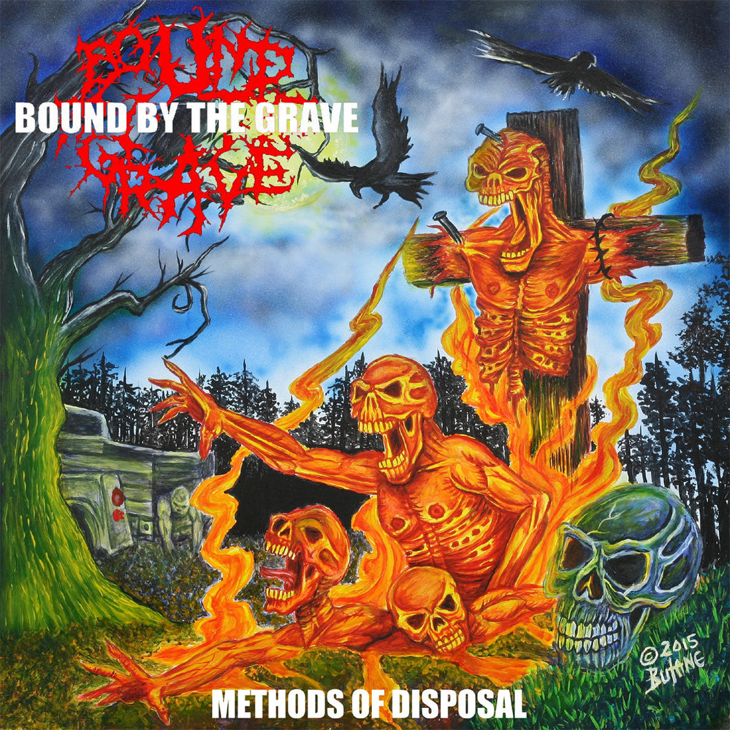 BOUND BY THE GRAVE - Methods of Disposal