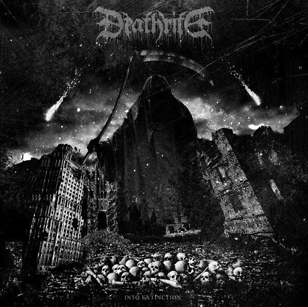 DEATHRITE - Into Extinction