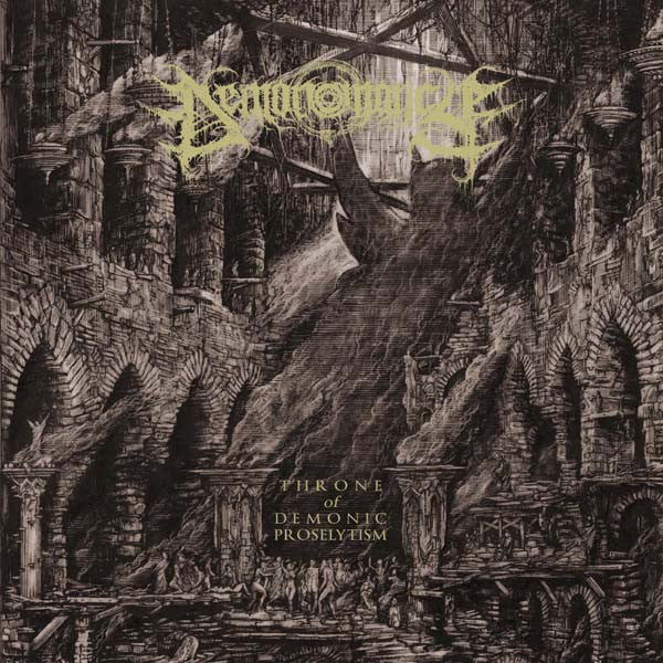 DEMONOMANCY - Throne of Demonic Proselystism