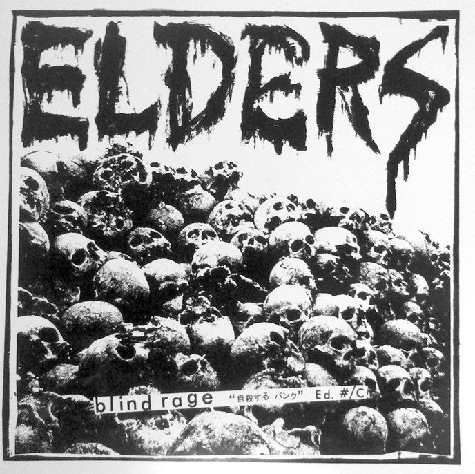 ELDERS - Blind Rage