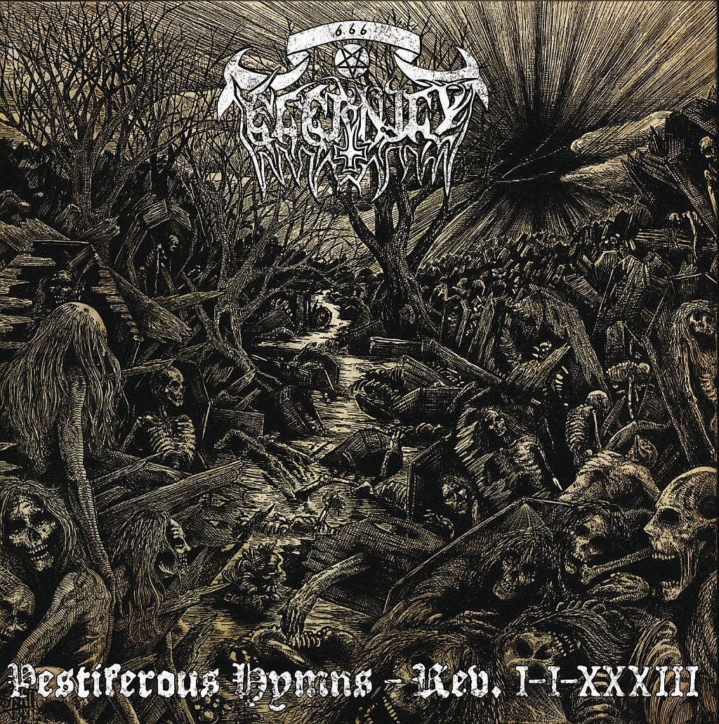 ETERNITY - Pestiferous Hymns: Rev. I-I-XXXIII