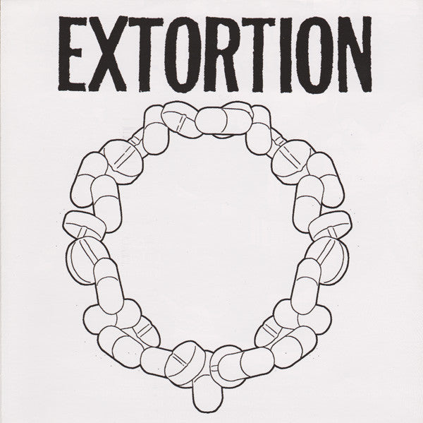 EXTORTION | COMPLETED EXPOSITION Split EP