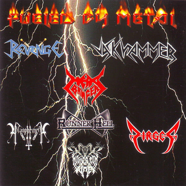 Fueled by Metal [Compilation]