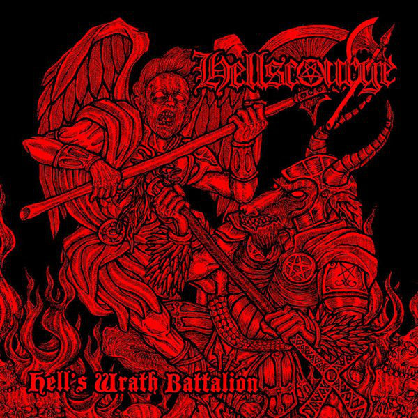 HELLSCOURGE - Hell's Wrath Battalion
