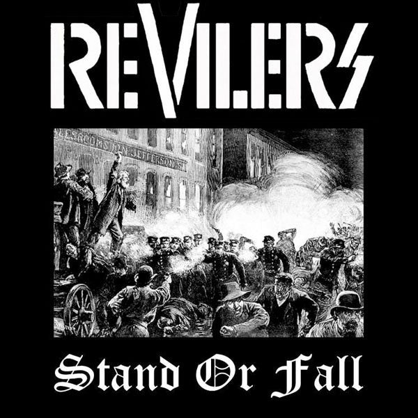 REVILERS - Stand or Fall EP