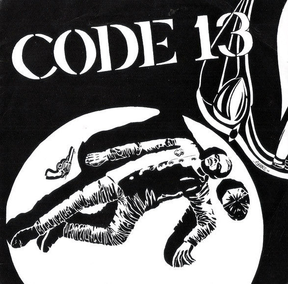 CODE 13 - A Part of America Died Today EP
