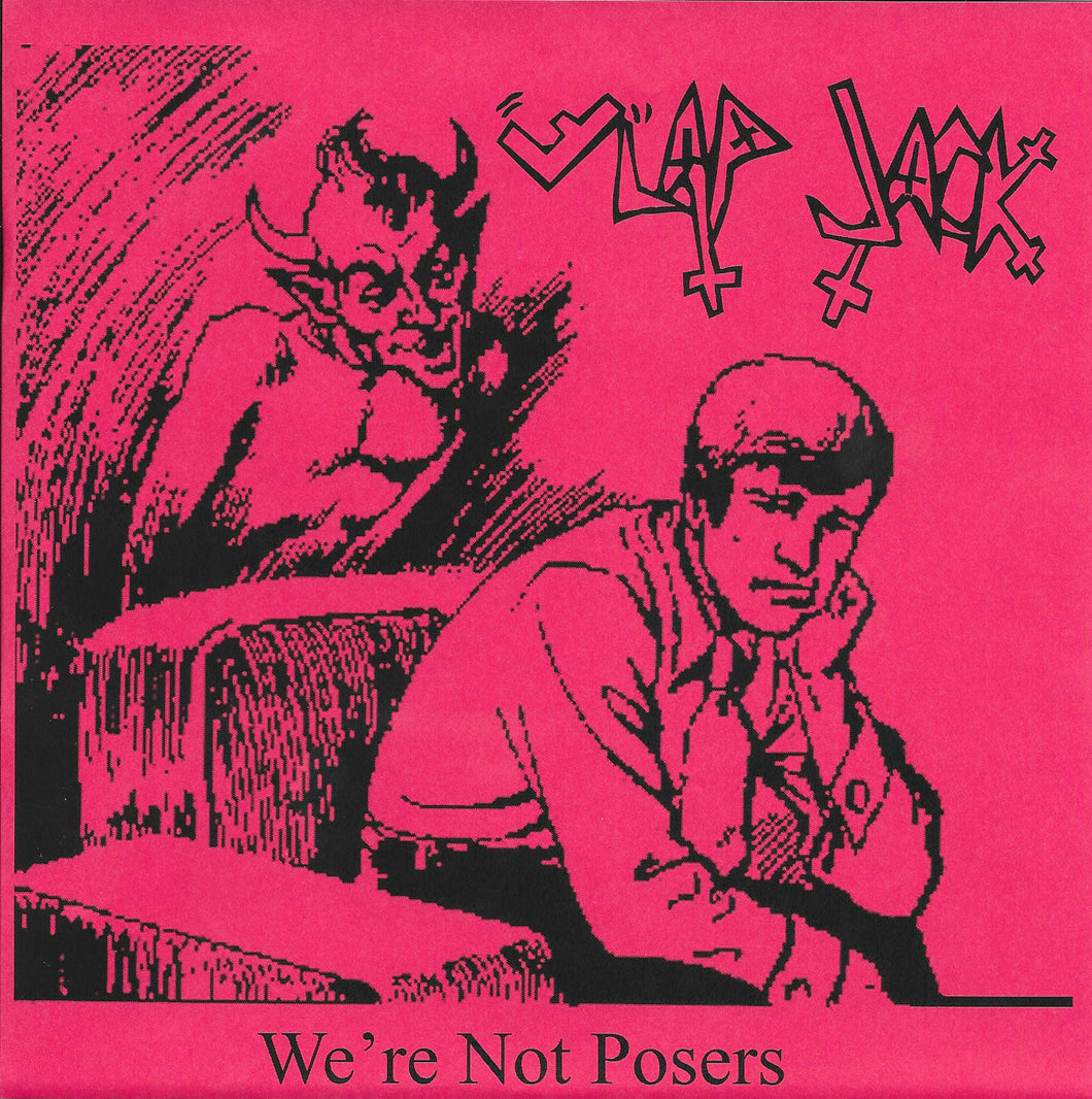 FLAP JACK - We're Not Posers (1992 Demo)