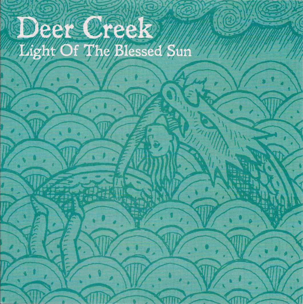 DEER CREEK | LEATHER NUN AMERICA Split EP