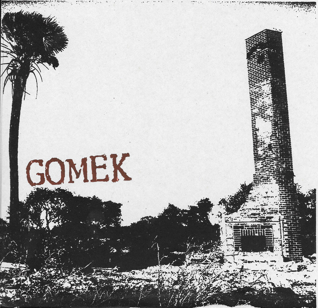 GOMEK - What the Hell Happened?