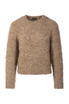 Safe | Knit | Dark Camel