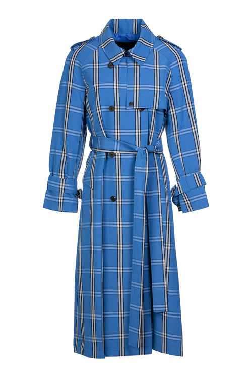 Popped | Coat | Azure Check